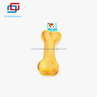 2016 New China Wholesale Bone Shaped Squeaky Dog Pet Toy