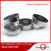 Strong and New designed magnet N40 used for Stationery with ISO14001