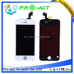 lcd screen display for iphone 5s touch screen replacement original AAA + 1 year warranty