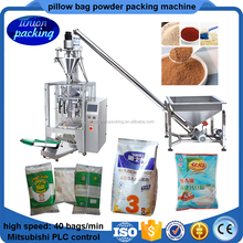automatic ginger turmeric garlic powder packing machine