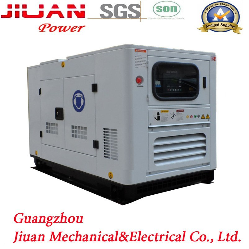 silent power diesel electric generator factory price for sale Guangzhou China