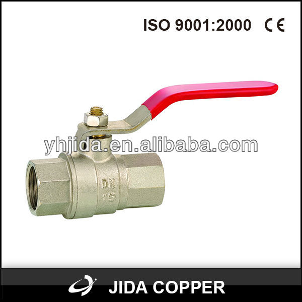 brass gasoline Ball Valve