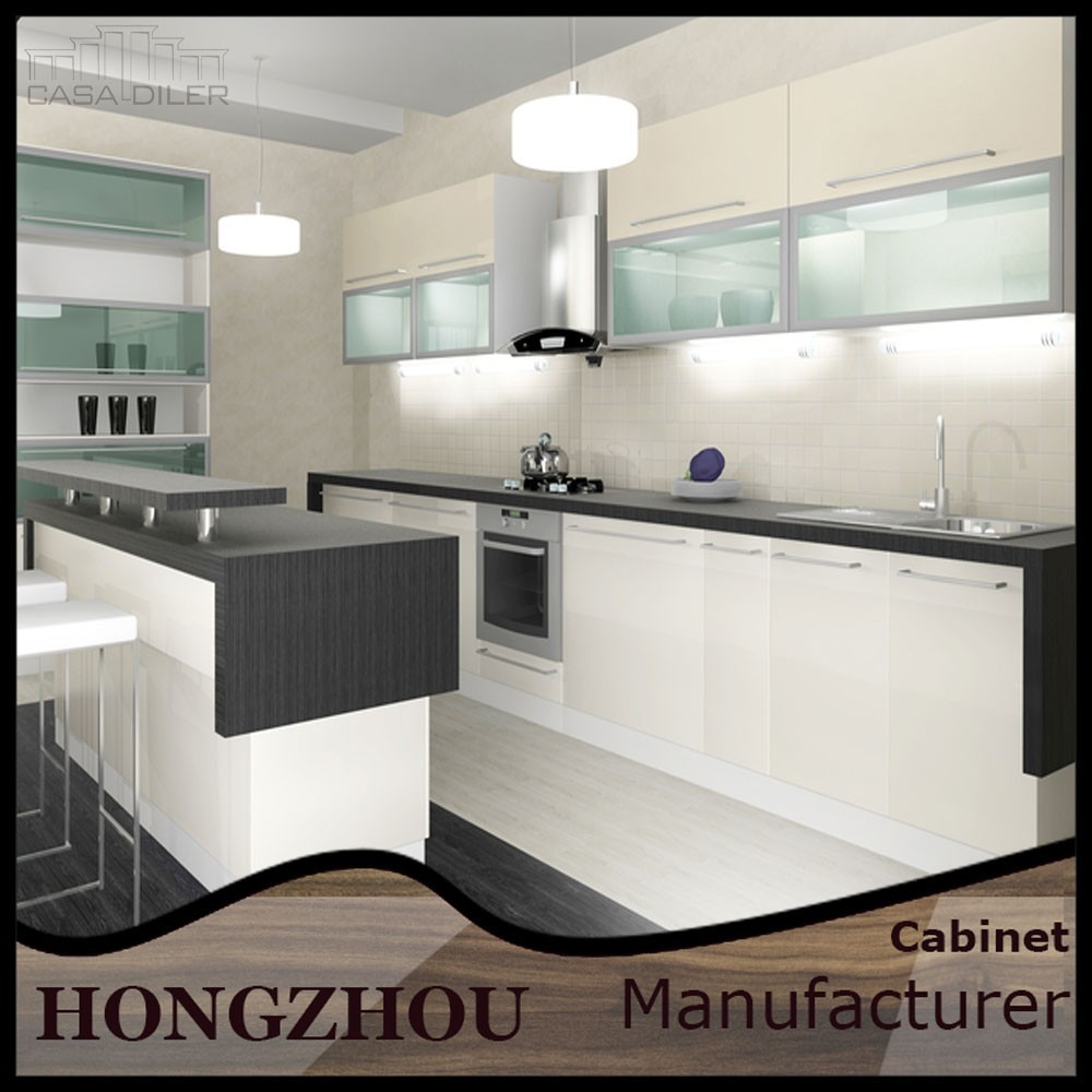 Cabinets High Gloss White Kitchen Lacquer Cabinet Doors: White High Gloss Lacquer Kitchen Cabinet Doors