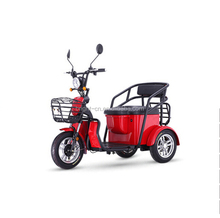 New popular adult 3 wheeler pedal tricycle rickshaw tricycle reverse mini pedal e trike