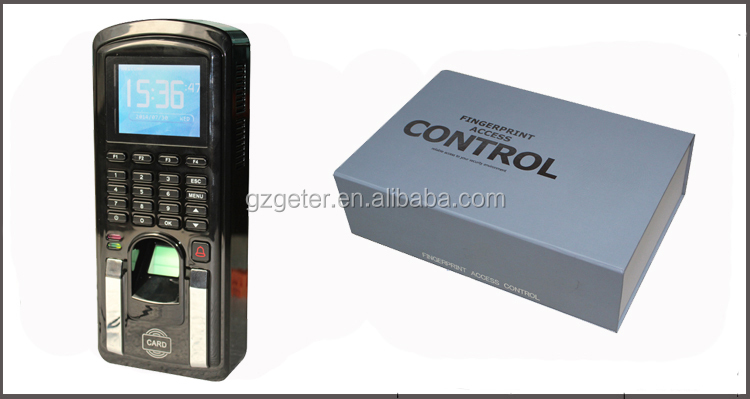 fingerprint access control with rfid card reader