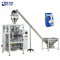 Single head Stainless Auto detergent powder filling packing machine