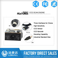 Factory price auto-sense reading 1d barcode scanner module for tickett scanners