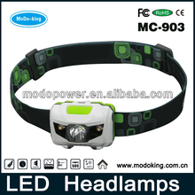 Rechargeable Sports CREE LED Headlamp High lumen LED Headlight Outdoor Head Torch Light (MC-903)