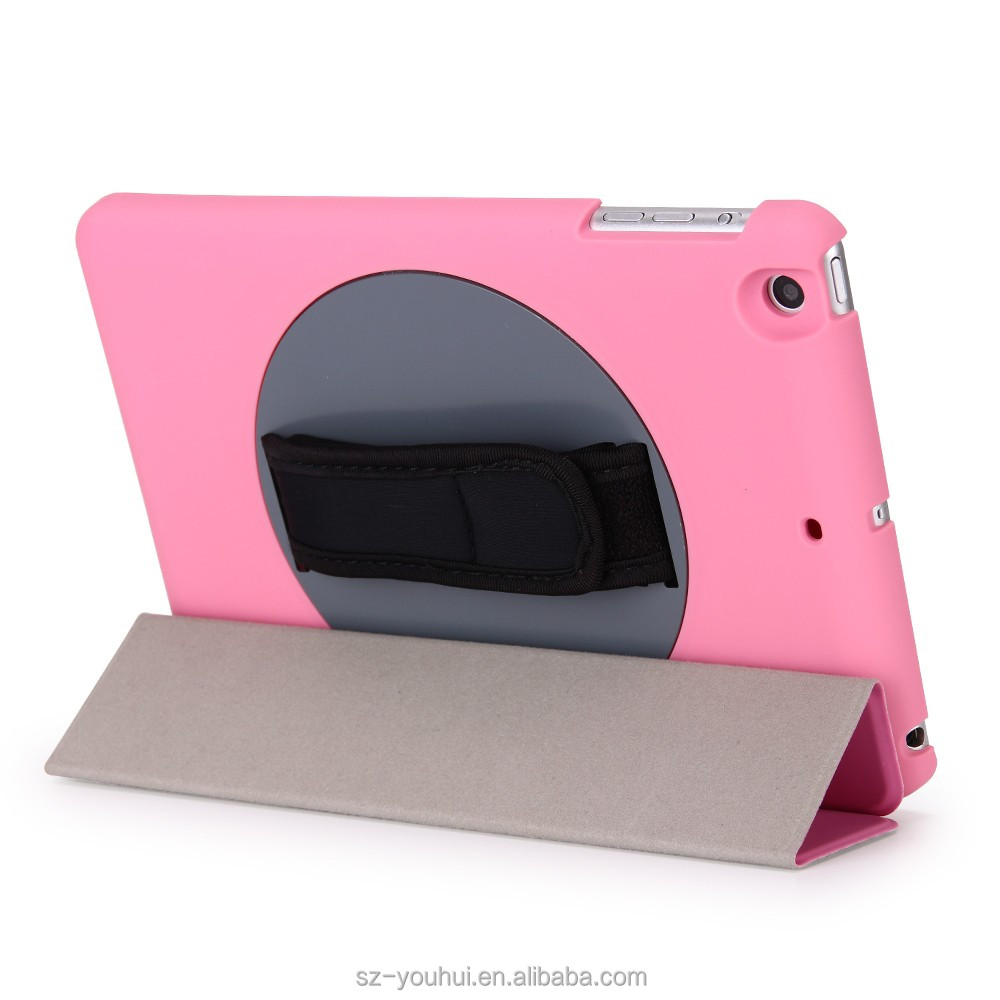 Factory direct sale pu leather tablet case for iPad mini2 3