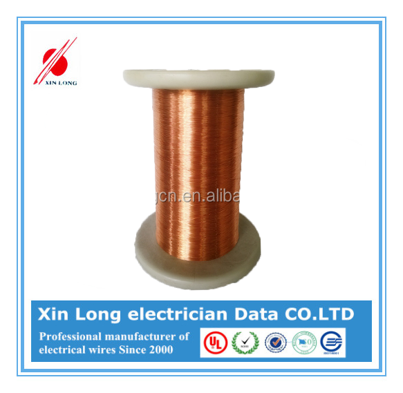 Super copper conductor magnetic wire for high frenquency transformer