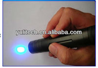 365nm Mini UV LED laser flashlight