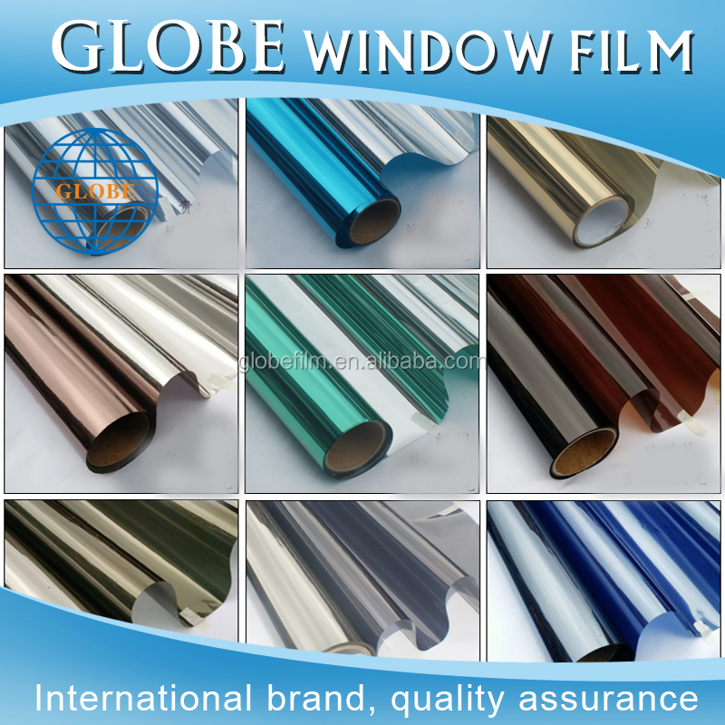 Factory price heat rejection automotive window tint for buildings