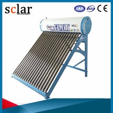Hot sell high quality solar water pump system 200 litres solar water heater