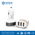 New Design Portable Multi Car Phone Charger with 3 Port USB