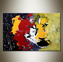 acrylic abstract paintings canvas artwork good sale in 2016
