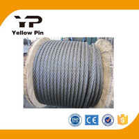 best selling cheap stainless steel wire ropes from China
