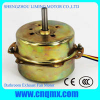 AC MOTOR nsk bearing Single-phase asynchronous electric motor bathroom exhaust fan motor