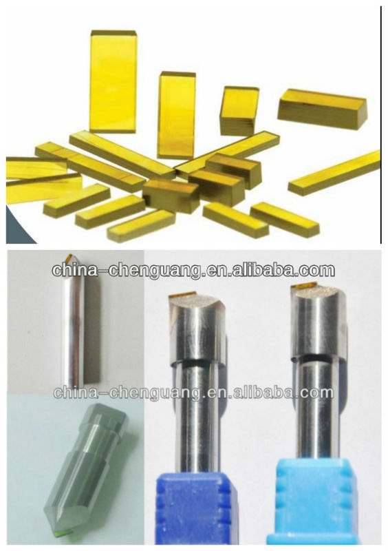 raw diamonds material making for parting tool