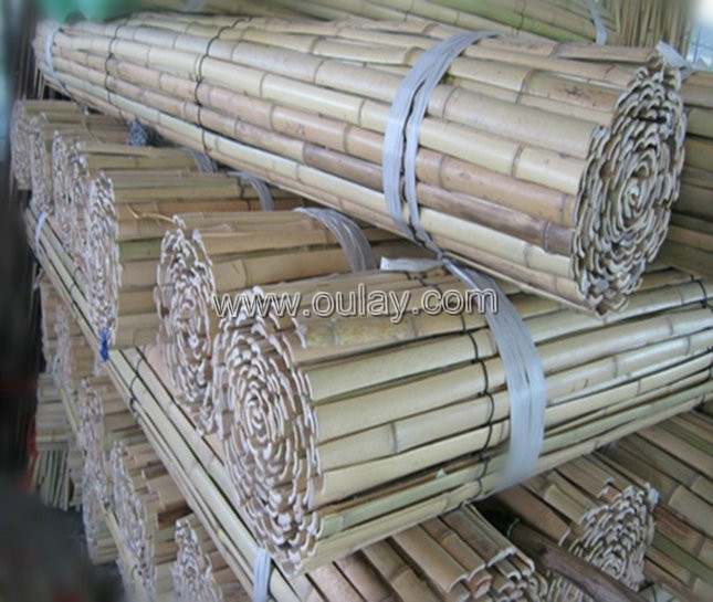 CHEAP HIGH QUALITY AND NATURE BAMBOO STRIPS/EDGEING/VENEER/SLICES