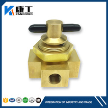 Brass Back Pressure Check Mini Float Water Air Solenoid Valves