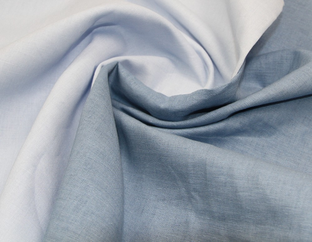 high quality linen fabric 80% cotton 20% linen fabric organic linen cotton fabric