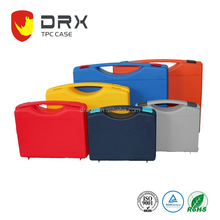 Beautiful color high quality plastic tool case with foam