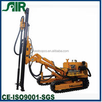 portable hydraulic borehole drill carriage made in China