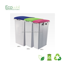 35litre recycling bin stand/waste bin durable and clean in promotional price