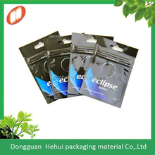 High quality products vivid printed custom plastic tobacco pouch