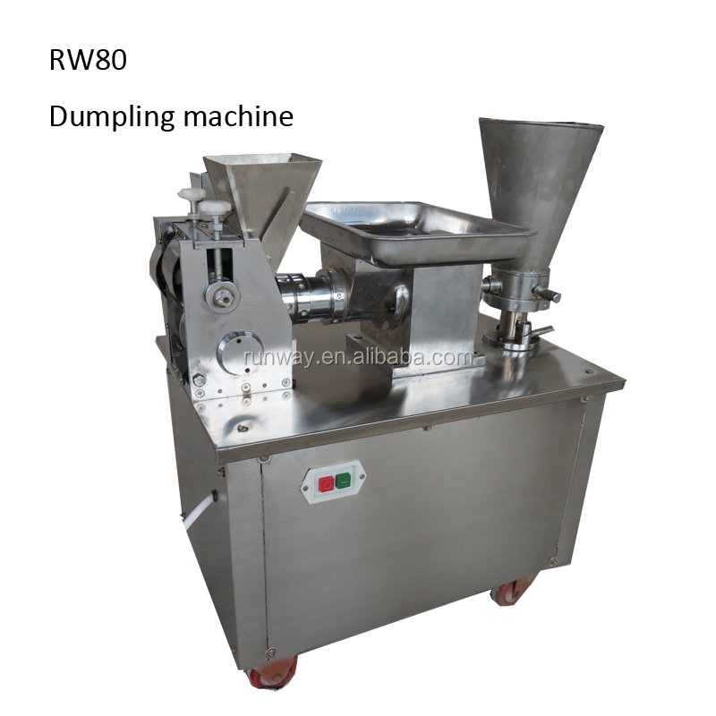 Automatic dumpling maker empanada maker pierogi making machine for sale