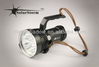 Solarstorm SP03 super bright car flashlight torch vehical mounted flashlight