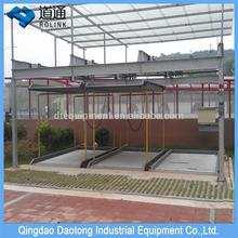 elevator car parking system with CE certification