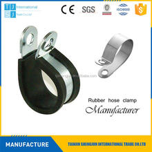 Hot selling rubber shock p clip