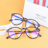 2019 Latest China New Model Eyewear Optical Frame Fashion Designer Cheap Anti Blue Light Blocking Computer Glasses For Men Women