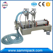 New Low cost top grade vertical bottle liquid filling machine