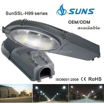 High power led street lamp 200W