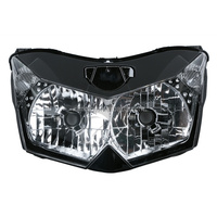 Clear Headlight Assembly House for Kawasaki Z1000 2007 2008 2009