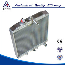 Tube And Fin Core Oil Cooler For Auto Engine