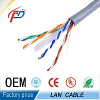 Lan cable cat6 23awg/24awg twisted 4pairs manufacturing machine
