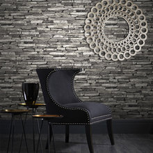 53cm Nature Sense vinyl beautiful 3d brick wallpaper design natural commercial designer