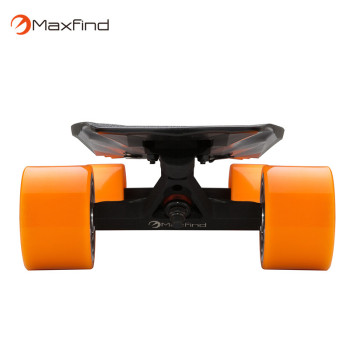 Dropshipping US warehouse free shipping electric skateboard with dual motor 1200w