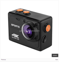 Alta qualità full HD 1080 P 4 K sports action camera