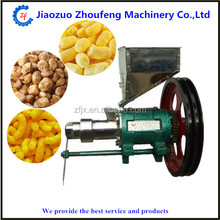 puffed cereals machine automatic puffing machine puffed snacks extruder machine (judy@jzhoufeng.com)