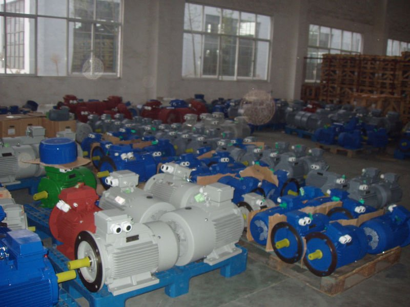 Three Phase Allumium Braket Motors