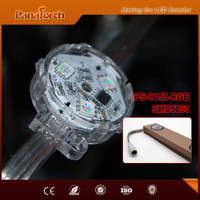 High quality SPI control Led pixel module used for high building facade lighting