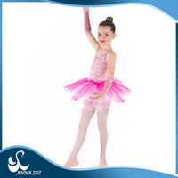 Ballet dress supplier Hot sale Stretch Beautiful baby tutu dress