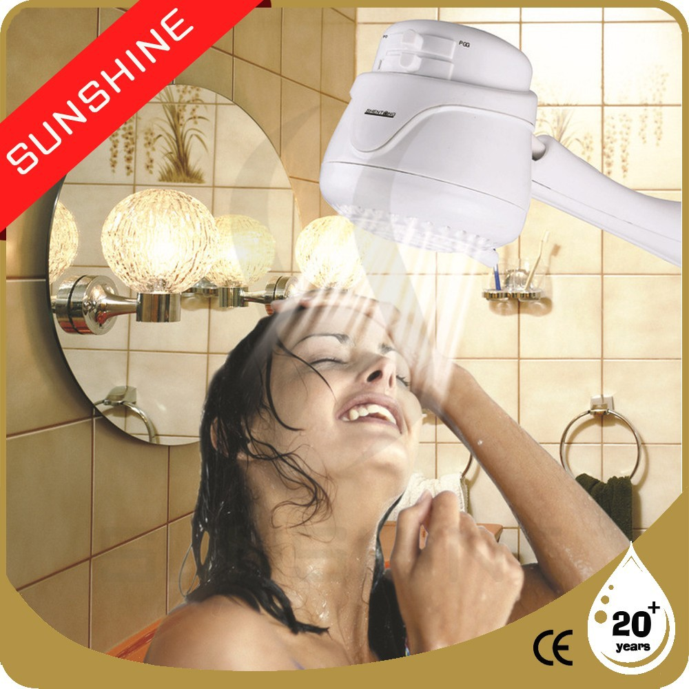 SS-ST-06 Instant Electric Shower Water Heater,good electric shower head water heaters,bath electric water heater for shower