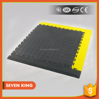 QINGDAO 7KING cheap high quality interlocking removable PVC cushion Flooring mat tiles