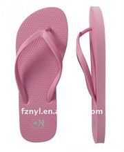 Rubber slipper women or brand pe flip flop sandals