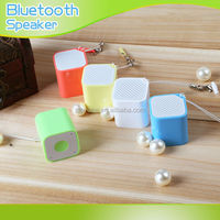2016 Hot sale Rechargeable Anti-lost Smart Box II Mini Bluetooth Speaker with selfie